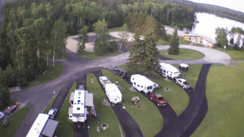 Camping Crystal Lake Campground Rv Park