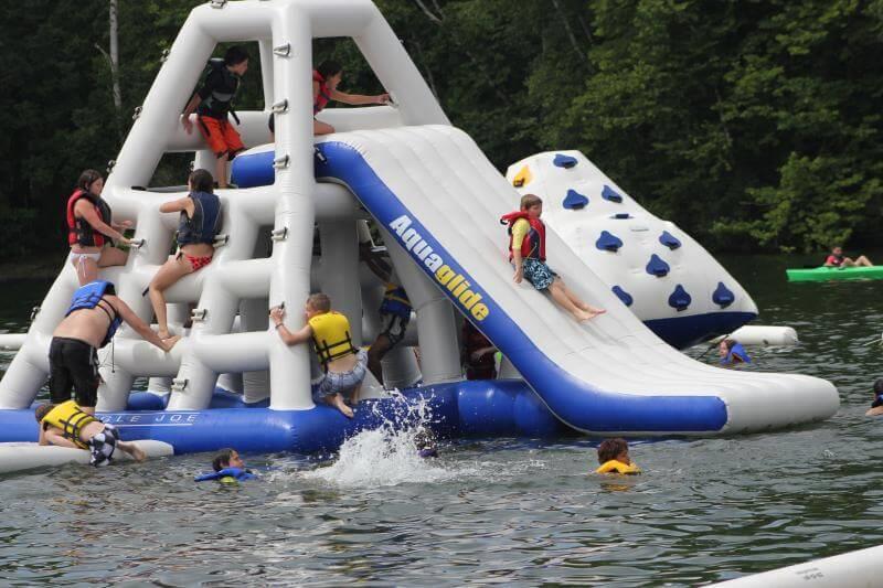 Camping Emerald Lake Inc Trailer Resort Amp Water Park
