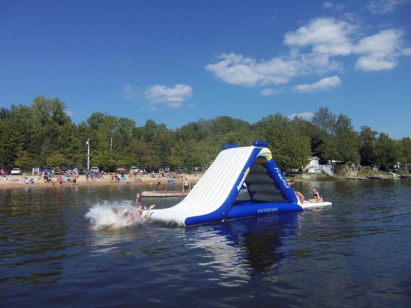Tent Camping In Ontario >> Camping - Fisherman's Cove Tent & Trailer Park