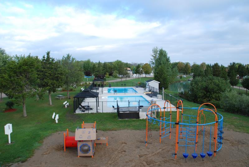 Camping London Ontario >> Camping Paradise Valley
