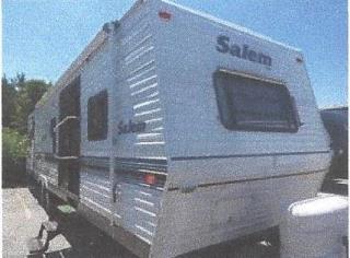 Forest River Salem Travel Trailer